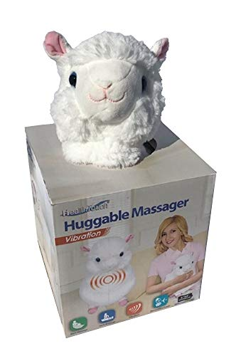 Health Touch Llama Huggable Massager with Vibration
