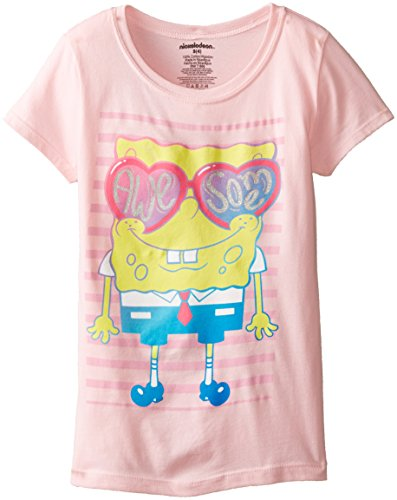 SpongeBob SquarePants Little Girls' T-Sh - Spongebob Squarepants Clothes Shopping Results