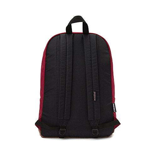 JanSport Superbreak Backpack Rumba Red 17531