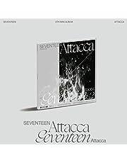 SEVENTEEN 9th Mini Album 'Attacca' (Op.2)