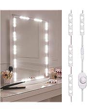 Luces para espejo de Tocador para Maquillaje, 20 LED 3.5 m para Cosmético vestidor
