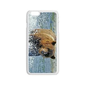 The Bear Hight Quality Plastic Case for Iphone 6