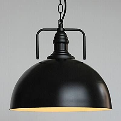 Industrial Elegant Retro style Modern Light Antique Rust Loft Pendant Lamp with Chain