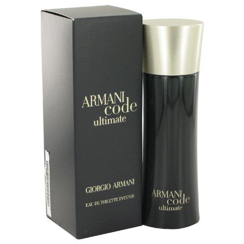 Gíorgio Armaní Codë Ultimatë Côlogne For Men 2.5 oz Eau De Toilette Intense Spray + a FREE 2.6 oz Deodorant Stick