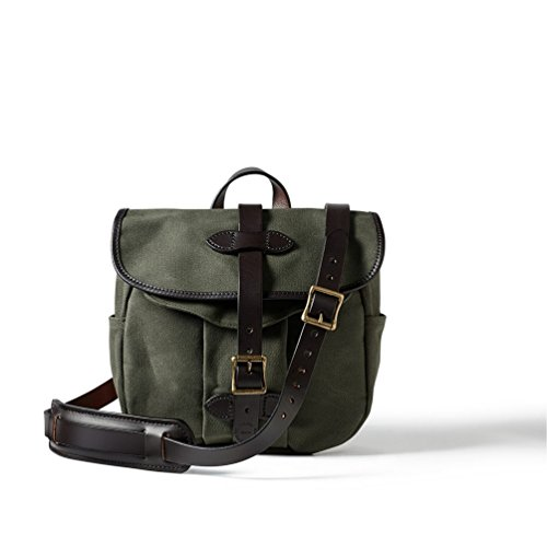 Filson Leather Bridle - Filson Small Field Bag Otter Green
