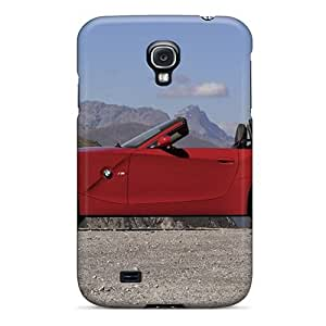 Hot CnR2335bayQ Bmw Z4 M Roadster Side View Tpu Case Cover Compatible With Galaxy S4