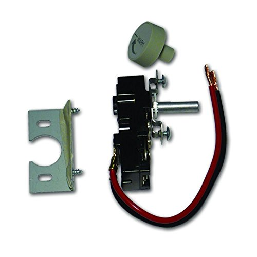 King Electric TKIT-1A Single Pole Built In Thermostat Kit ()