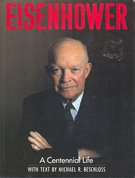 Eisenhower: A Centennial Life 0060164182 Book Cover