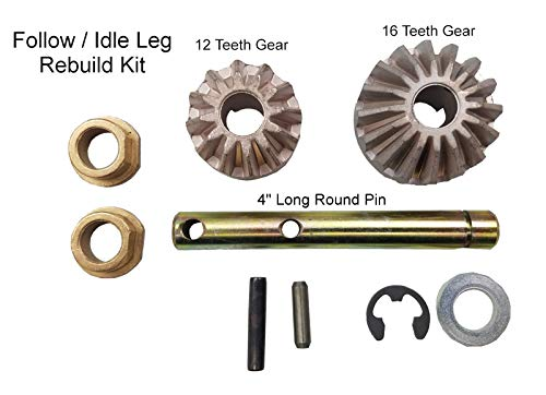 (Lippert 146060 Venture Follow Leg Fifth Wheel Landing Gear Repair Kit)