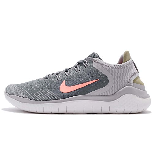 Donna Scarpe Damen Running Free Crimson Laufschuh Multicolore 005 Gunsmoke NIKE Run 2018 0xFTwX