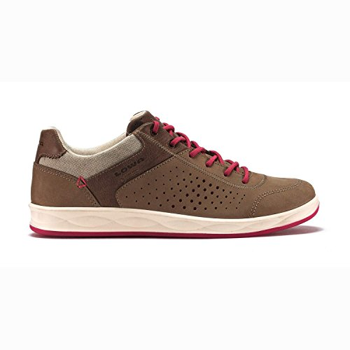 Lowa San Francisco Donne Gtx Lo Taupe / Beere