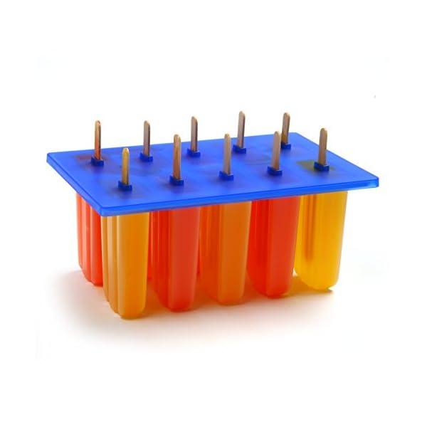 Stampo ghiaccioli Norpro Plastica da 10 Nuovo 1 spesavip