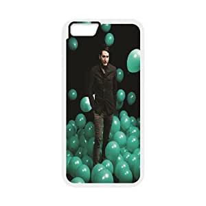 Printed Phone Case Owl City For iPhone 6 Plus 5.5 Inch Q5A2113084