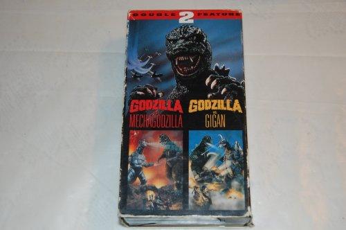 Godzilla Vs Gigan / Godzilla Vs Mechagodzilla [VHS]