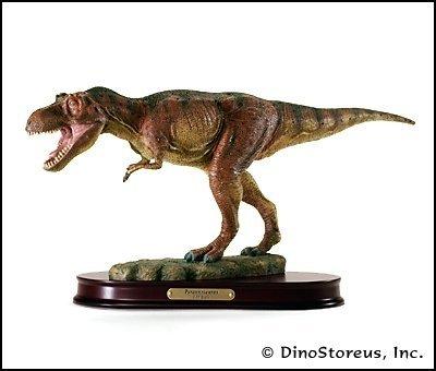 Tyrannosaurus Rex T.rex 1/35 Scale Finished Model (Tyrannosaurus Rex Skull)