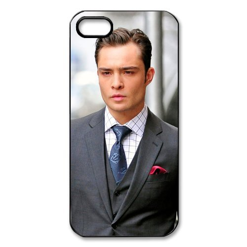 Chuck Bass Hard Plastic Back Protection Case for iPhone 5