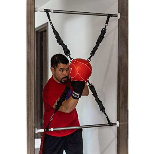 Title Boxing Doorway Bag Set (Boxing Speed Bag Clip)