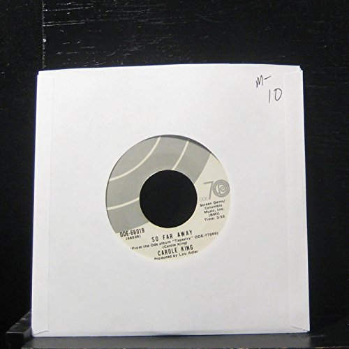 Carole King - So Far Away / Smackwater Jack - 7