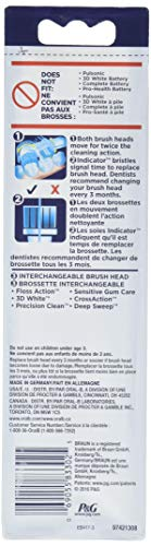 Oral-B Dual Clean 3 Replacement Brush Head by Oral B (Image #1)