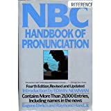 NBC Handbook of Pronunciation, Ehrlich, Eugene and Hand, Raymond, Jr., 0062730568