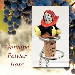Fireman Wine Bottle (Fireman Equipment Wine Bottle Stopper ATB1000)