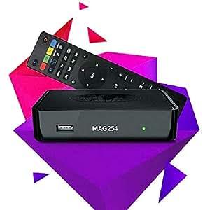 MAG 254 Infomir IPTV/OTT Set-Top Box