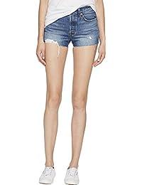 Levi's Premium Womens Premium 501 Shorts