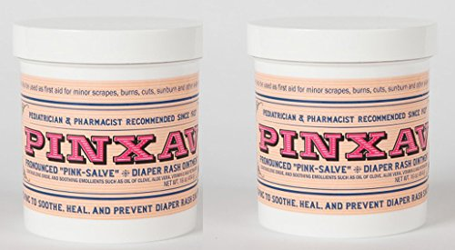 PINXAV Ointment 16 oz. Jars 2 Pack by PINXAV