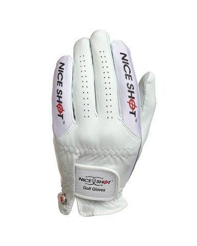 (Medium/Large, Left) - Nice Shot Golf Glove