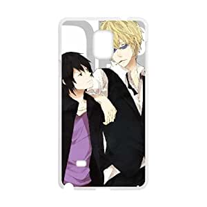 DuRaRaRa Samsung Galaxy Note 4 Cell Phone Case White HJB