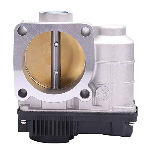 LSAILON 16119JF00B Equipment Controlling Fuel Injection Throttle Body Replacement for 2002 2003 2004 2005 2006 Nissan Altima/Sentra, 2005-2006 Nissan X-Trail