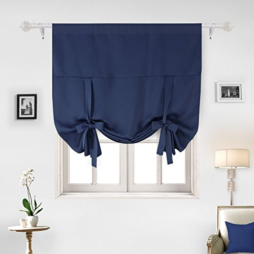 Compare Price To Navy Blue Kitchen Curtains
