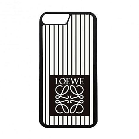 competitive price bd338 0804d Amazon | Apple iPhone 7 (ロエベ) LOEWEケース, 高級ブランド ...