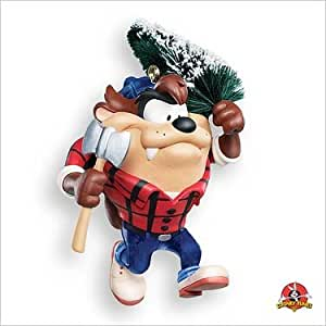 ME GET TREE TAZ 2007 HALLMARK KEEPSAKE ORNAMENT