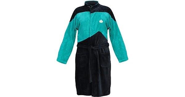 Amazon.com: Star Trek Next Generation Ciencias Robe [Talla ...