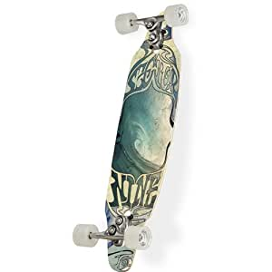 Sector 9 The Pass Complete Skateboard, Assorted, 8.75 x 35.0-Feet