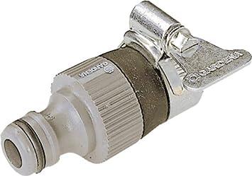 Relativ GARDENA Wasserdieb: Universal Wasserhahn-Adapter zum Anschluss des ZY72