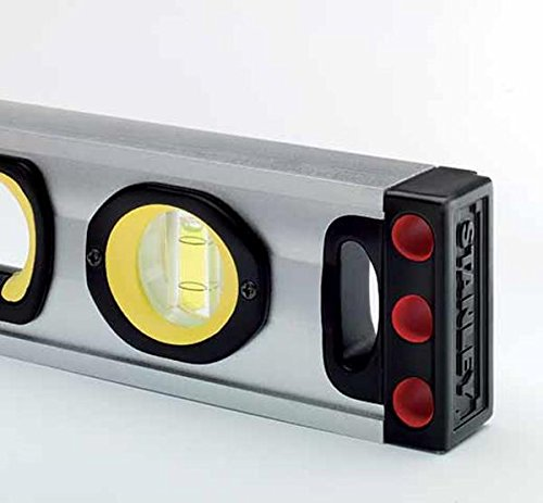 Stanley FatMax 1-43-549 120cm Magnetic Box Beam Level