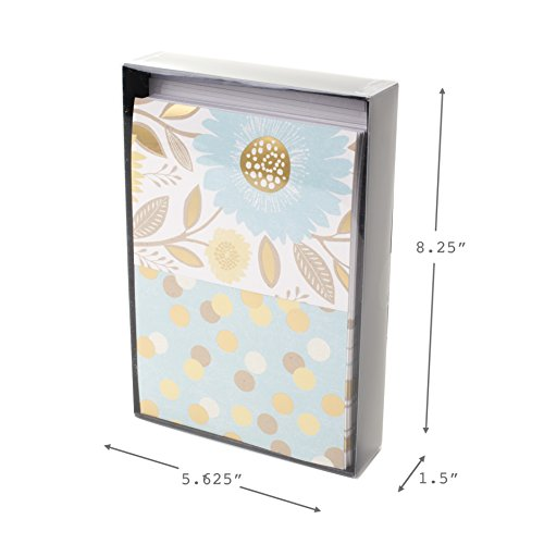 Hallmark Notecards (Flowers and Dots, 50 Cards and Envelopes) Photo #6