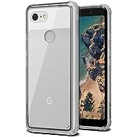 VRS Design [Transparent] Clear Heavy Duty Protection Google Pixel 3 Case