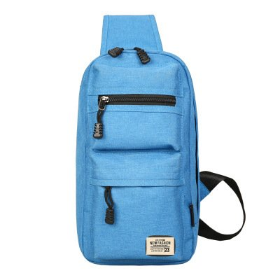 Camping Shoulder Rucksack School blue Sling Chest Body Small Hiking Bag Bag Cross Bags Backpack Backpack for Gym Cycling Biking Sport Pq1d5P