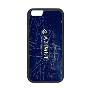 Generic Case Azimut For iPhone 6 Plus 5.5 Inch SCV3I03008