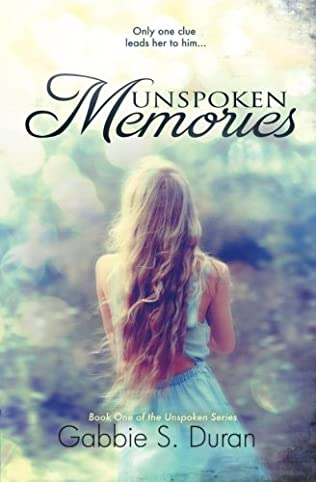 book cover of Unspoken Memories
