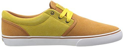Fallen Mens THE EASY Trainers - Skateboarding yellow JRpwi
