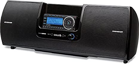 The 8 best audiovox sirius subx2 speaker dock portable sound system