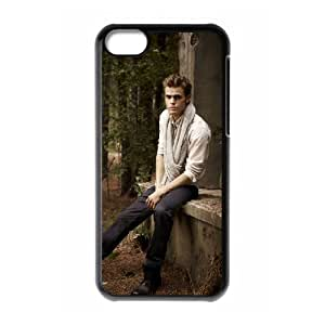 iPhone 5C Cell Phone Case , Handsome Man Theme Custom Phone Case