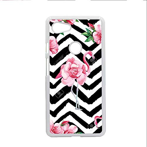Price comparison product image Printing Flamingo Hard Rigid Plastic Cases for Men On Pixel3 in Fashion