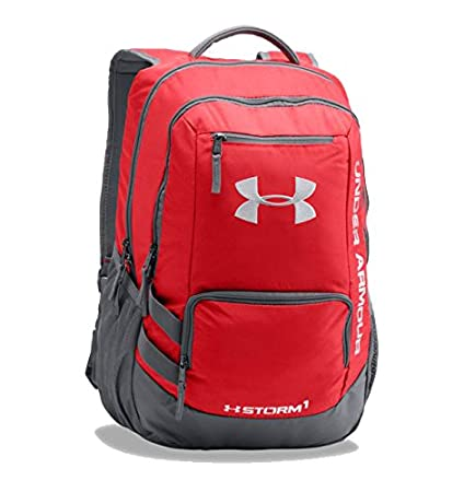 Image Unavailable. Image not available for. Color  Under Armour Hustle II  Storm Laptop Backpack ... 6f8a9e893c785