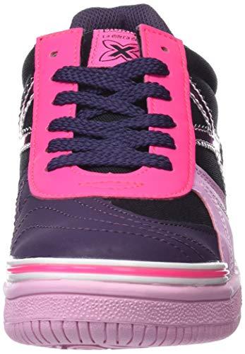 Chaussures G de Rose Rosa Enfant Mixte Fitness 899 Negro 3 Ice Munich qgdwStt