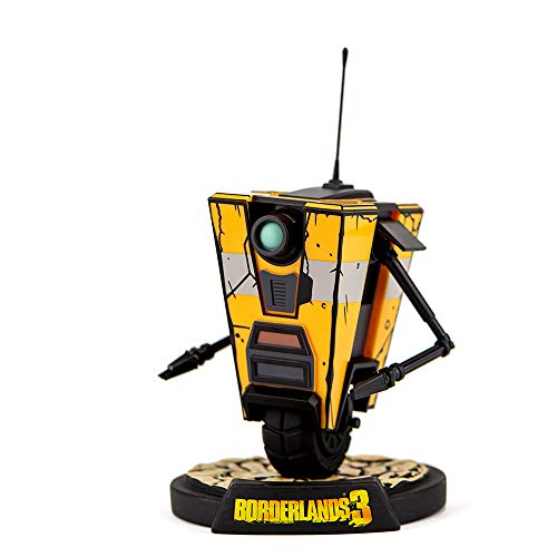 Borderlands 3 Claptrap 7 Inch Vinyl Figure